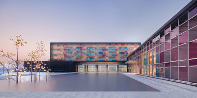Mist Hot-spring Hotel | Hotels | Department Of Architecture