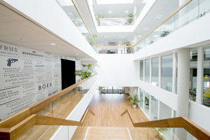 NBD Biblion | Office buildings | LIAG architects