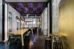 Dry Milano | Café interiors | Vudafieri-Saverino Partners