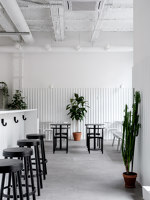 Bloom-n-brew | Café interiors | Asketik Studio