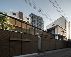 Sukhumvit 91 House | Detached houses | Archimontage Design Fields Sophisticated