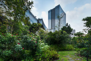 Mapletree Business City II | Landscape design | Shma