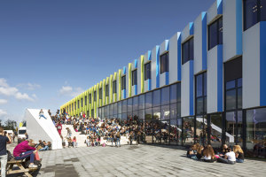 Frits Philips lyceum-mavo | Schools | LIAG architects