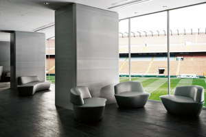 Giuseppe Meazza Stadium | Manufacturer references | Tacchini Italia