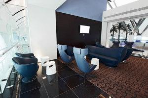 Muscat International Airport | Manufacturer references | Tacchini Italia