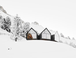 Oberholz Mountain Hut | Restaurants | Peter Pichler Architecture