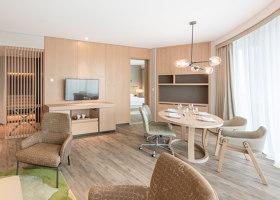 Hyatt Place Hotel Sanya | Hotel interiors | BLVD