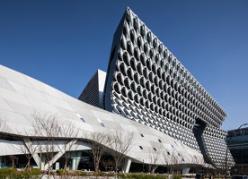 Kolon One & Only Tower | Office buildings | Morphosis Architects