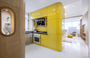 10° home | Living space | TOWOdesign