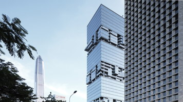SBF Tower | Office buildings | O.H.A - Office for Heuristic Architecture