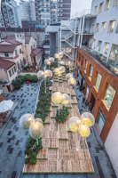 Urban Bloom   Public squares   AIM Architecture