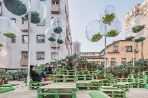 Urban Bloom | Public squares | AIM Architecture