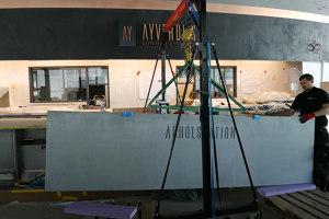 Ayverdis | Manufacturer references | Dade Design AG concrete works Beton