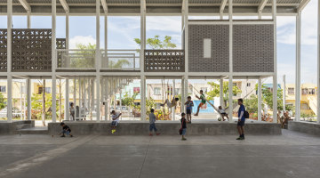 Court | Sports facilities | Rozana Montiel Estudio de Arquitectura