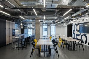 HubHub Prague | Office facilities | Studio Perspektiv