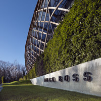 Headquarters, Hugo Boss | Office buildings | Matteo Thun & Partners
