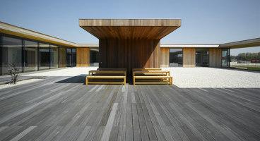 Binder Woodcenter | Industrial buildings | Matteo Thun & Partners