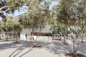 Apple Park Visitor Center | Showrooms | Foster + Partners
