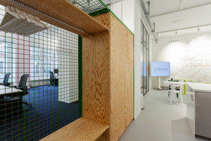 German Headquarter for Tech Start-Up in Berlin | Office facilities | IONDESIGN