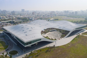 National Kaohsiung Centre for the Arts | Concert halls | Mecanoo