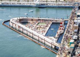 Aarhus Harbor Bath | Piscinas Descubiertas | BIG / Bjarke Ingels Group