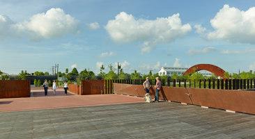 Crescent Park | Parks | Eskew+Dumez+Ripple
