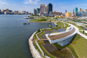 Hunter's Point South Waterfront Park Phase II | Parcs | SWA/BALSLEY and WEISS/MANFREDI