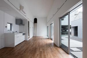 Chronos Dwell | Detached houses | Masahiko Fujimori