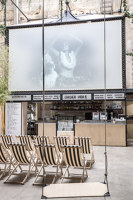 Sala Equis | Cinema complexes | Plantea Estudio