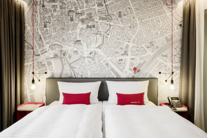 Worldwide hotels, IntercityHotel | Hotel interiors | Matteo Thun & Partners