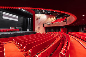 G.W. Annenberg Performing Arts Centre | Concert halls | Studio Seilern Architects