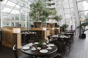 Blossom, Marina Bay Sands Hotel | Restaurant-Interieurs | Brewin Design Office
