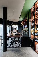 Peck CityLife | Café interiors | Vudafieri-Saverino Partners