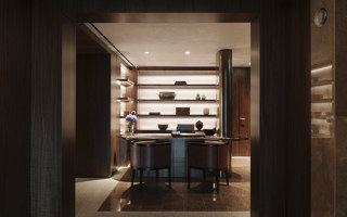 Executive Lounge, Conrad Hotel | Hotel-Interieurs | Brewin Design Office