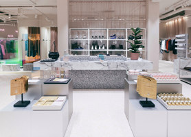 Gina Tricot concept store | Shop-Interieurs | Note Design Studio