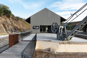 Tua Valley Interpretive Centre | Bahnhöfe | Rosmaninho+Azevedo Architects