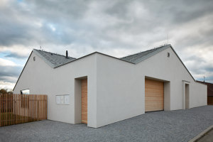 Family house in Litvínovice | Detached houses | studio A111