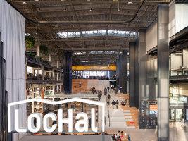 LocHal Library | Office facilities | Mecanoo
