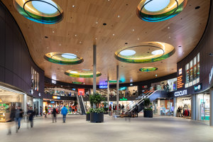Shopping Mall WEZ | Shop interiors | BEHF Architects