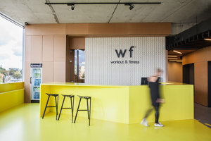 WF fitness | Spa Anlagen | Spacelab | Agnieszka Deptula Architekt