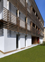 Prefab Social Housing in Treviso | Detached houses | Matteo Thun & Partners