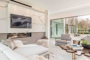 Private villa in the Hamptons   REX   Manufacturer references   FLORIM