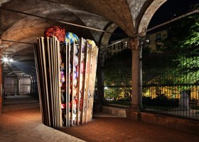 The Wooden Beacon | Installationen | Matteo Thun & Partners