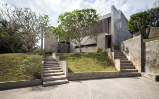 Baan Chan | Detached houses | JUNSEKINO Architect + Design