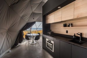 Dômes Charlevoix | Hotels | Bourgeois Lechasseur Architects