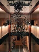 Moxy Times Square | Hotel interiors | Yabu Pushelberg