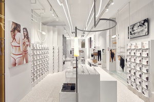 Wolford Amsterdam Flagship Store | Shop-Interieurs | Studio Modijefsky