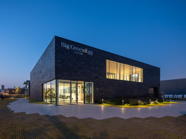 Big Green Egg Europe | Office buildings | Team Paul de Vroom + Sputnik
