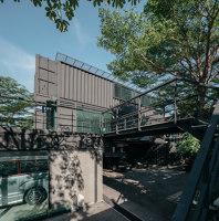 Muangthongthani Carcare | Edifici per uffici | Archimontage Design Fields Sophisticated