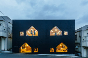 Muronokids Satellite | Kindergartens / day nurseries | HIBINOSEKKEI + Youji no Shiro